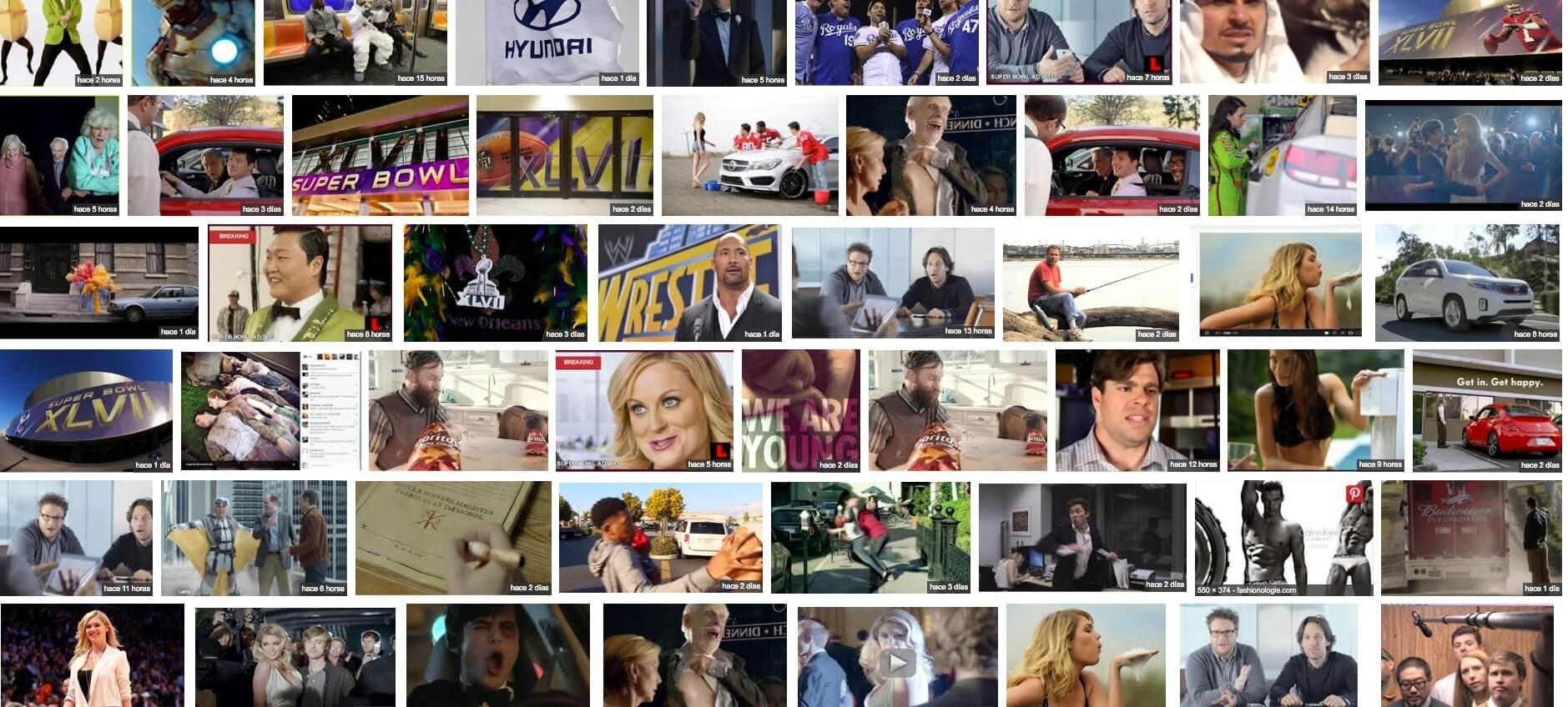 Superbowl Advertising – Todos los comerciales del 2013