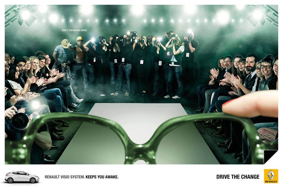 Publicis y Renault – Publicidad: Drive the Change