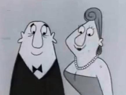 """La espantosa indigestión de los esposos """"Muchaplata"""""""