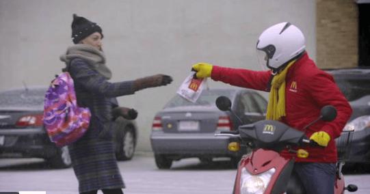 Hoffman Lewis y McDonald's: ¿Eres un amante de la comida rápida?