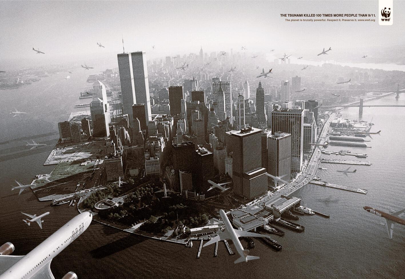 #CuandoLaPublicidad es ¡Un tsunami de avionazos!