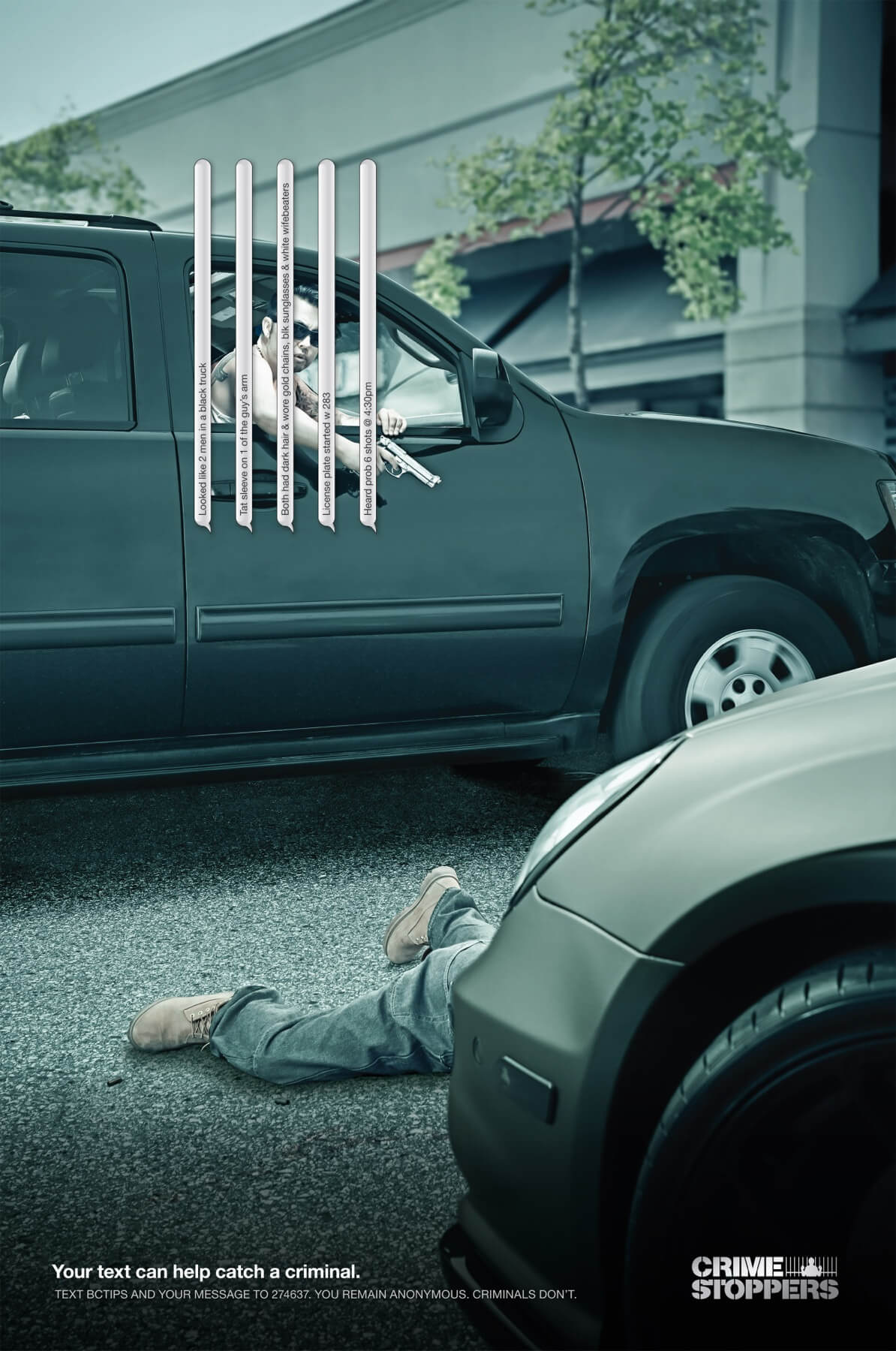 DDB: #CuandoLaPublicidad ¡Captura criminales!