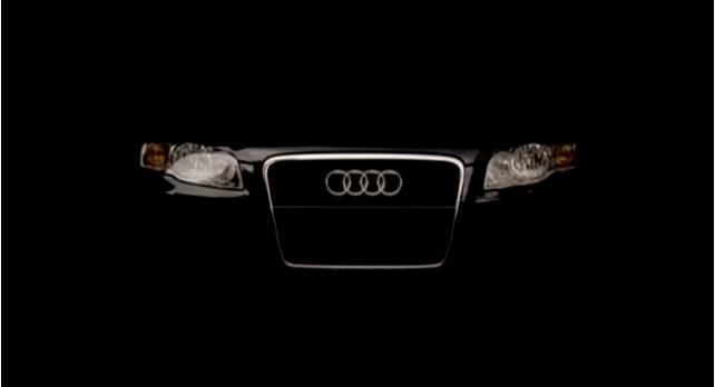 Las caras de Audi.