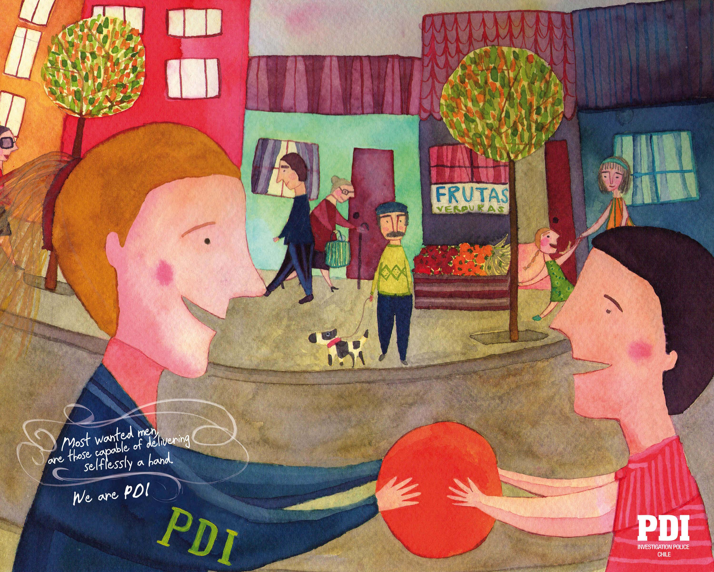 PDI: Seguridad y tranquilidad al alcance de todos.