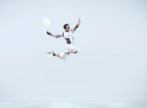 El futuro del tenis.