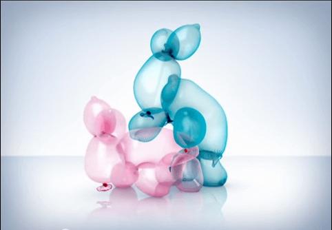 #OldSchoolAdvertising: Sin globos no hay fiesta.