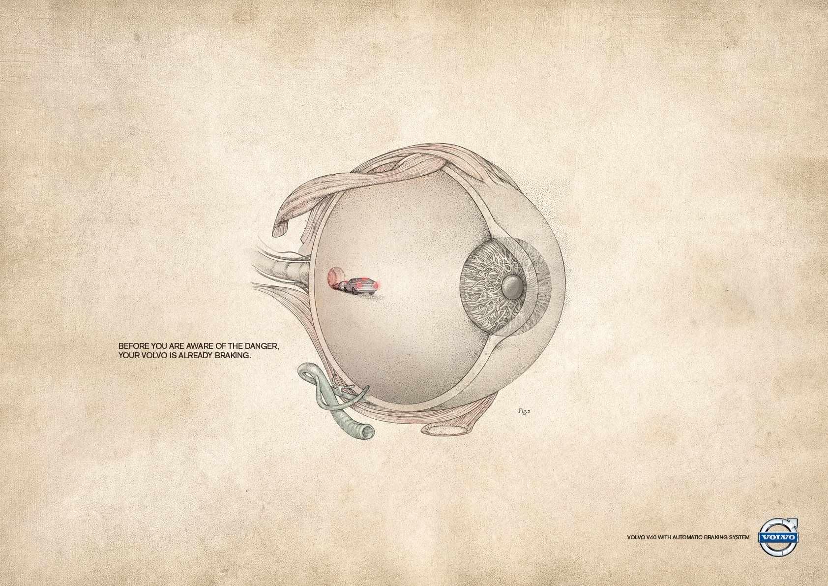 #CuandoLaPublicidad: Es más rápida que el ojo.
