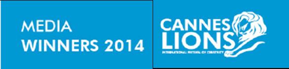 Lista de ganadores categoría: Media Cannes Lions 2014