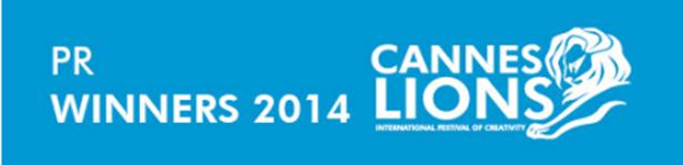 Lista de ganadores categoría: PR Cannes Lions 2014