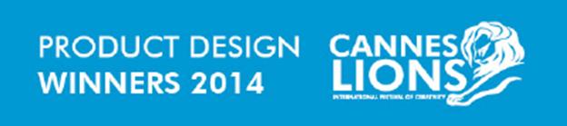 Lista de ganadores categoría: Product Design Cannes Lions 2014.