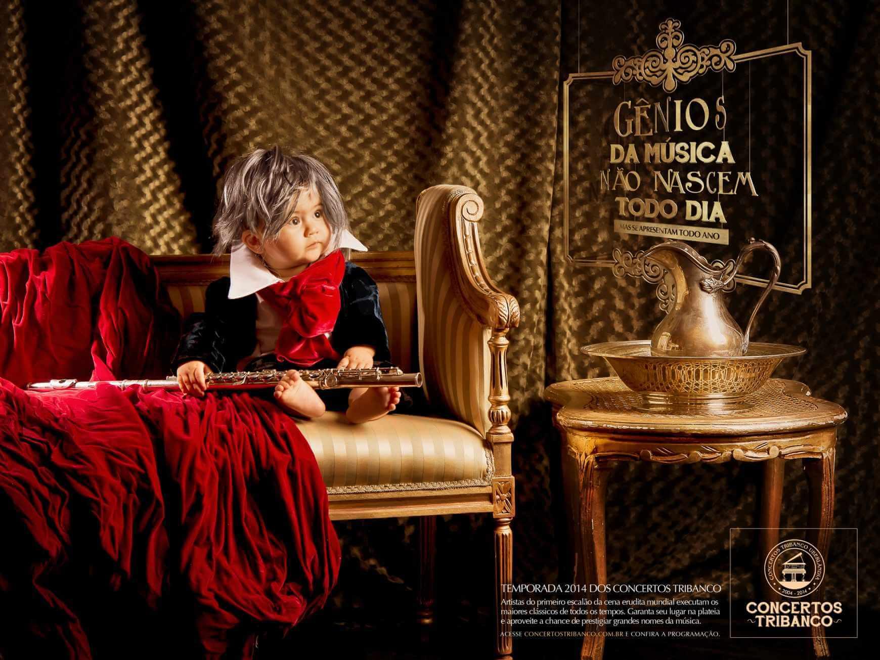 Concertos Tribanco: Talento en bruto.