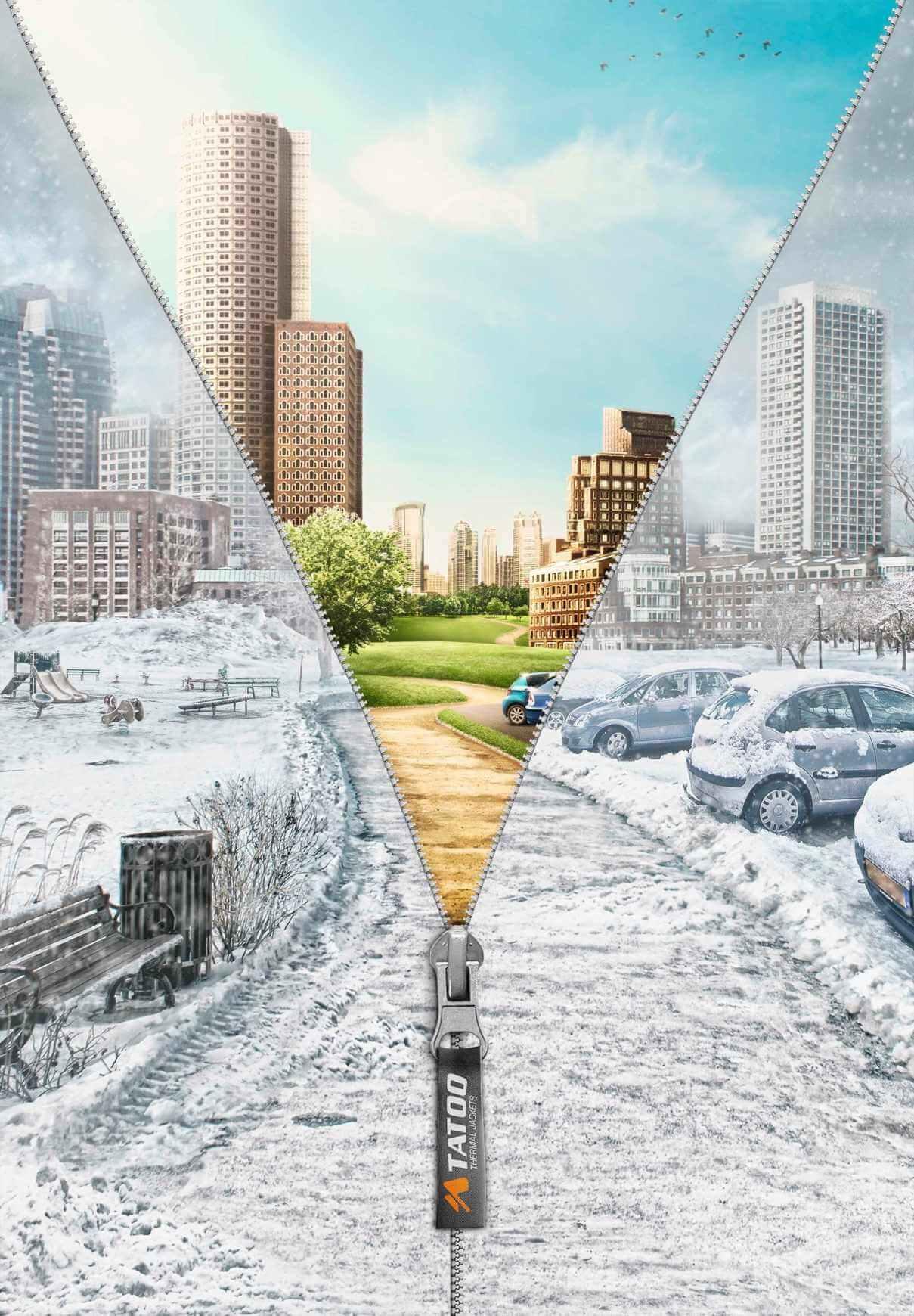 Tatoo: Aventuras climáticas.