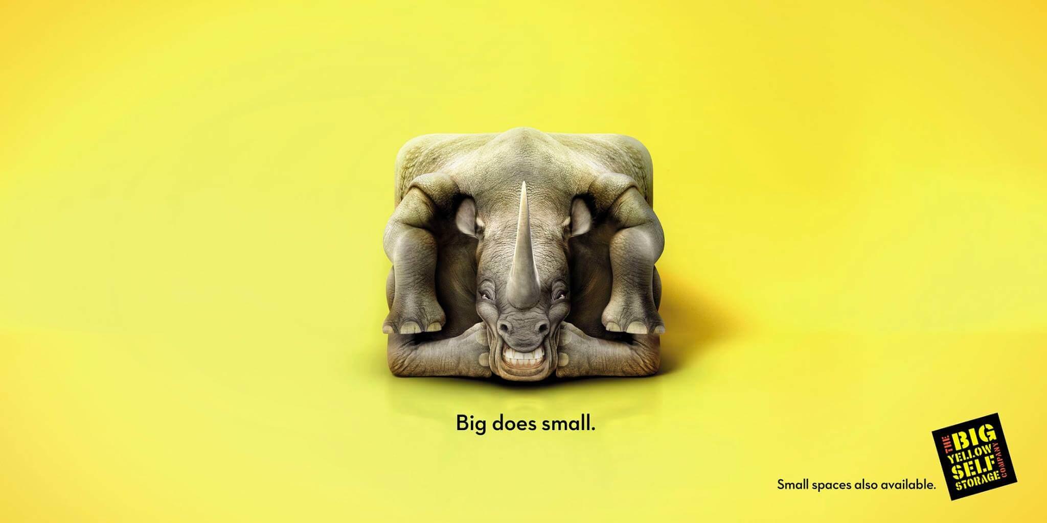 #CuandoLaPublicidad: Es enormemente pequeña.