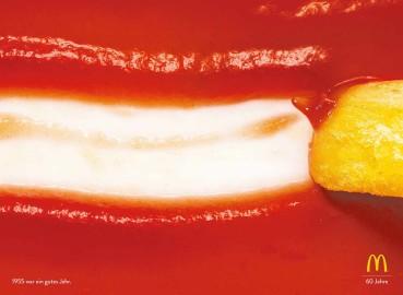 McDonald's: Celebrando.