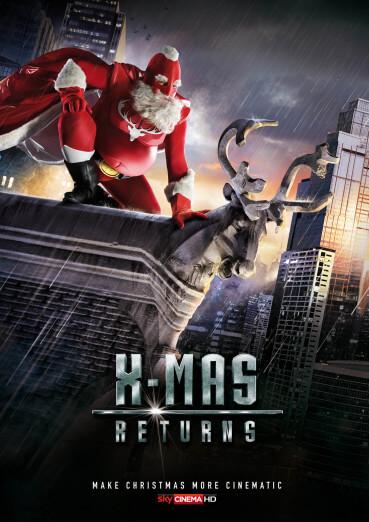 Sky: Navidad en películas.