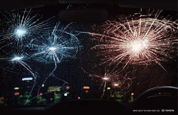 Toyota: Fin de año.