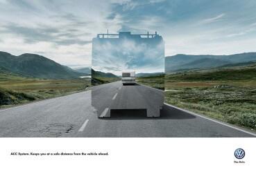Volkswagen: Protección garantizada.