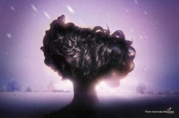 #OldSchoolAdvertising: Súper cabello.