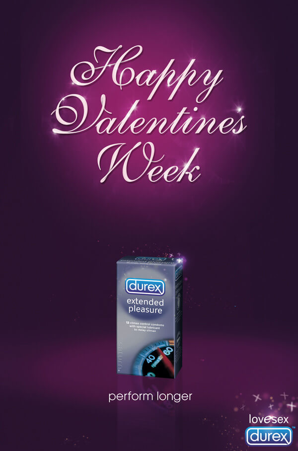 #OldSchoolAdvertising: Semana del amor.