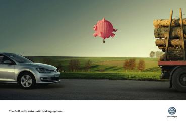 Volkswagen: Distracciones.