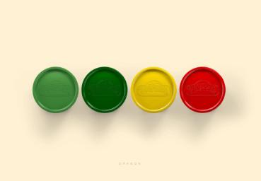 Play Doh: Imaginación ilimitada.