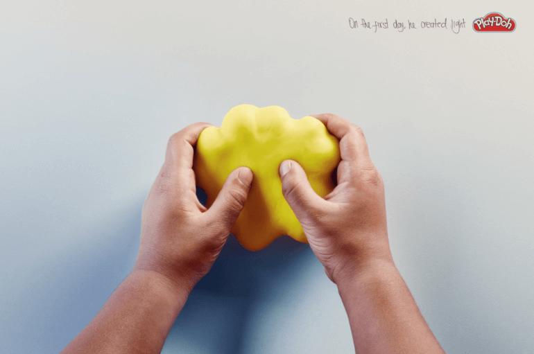 Play-Doh: La creación.