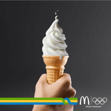 McDonald's: Placer olímpico.