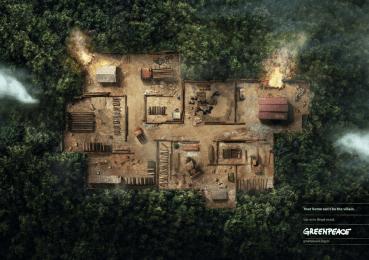 #CuandoLaPublicidad: Deforesta.