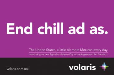 #OldSchoolAdvertising: Mexicaneando.