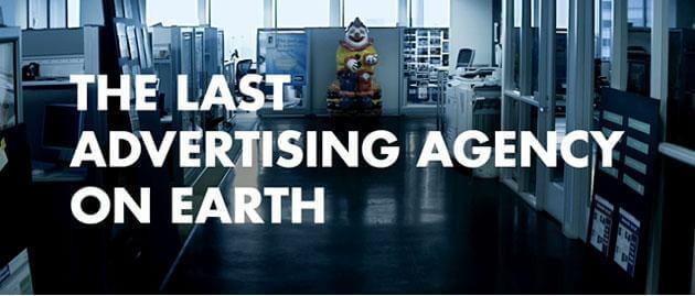 La última Agencia de Publicidad de la Tierra.