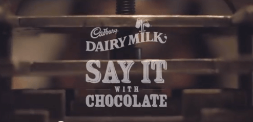 ¿Chocolate personalizado?