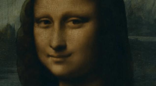¿Has escuchado hablar de la sonrisa de Mona Lisa?
