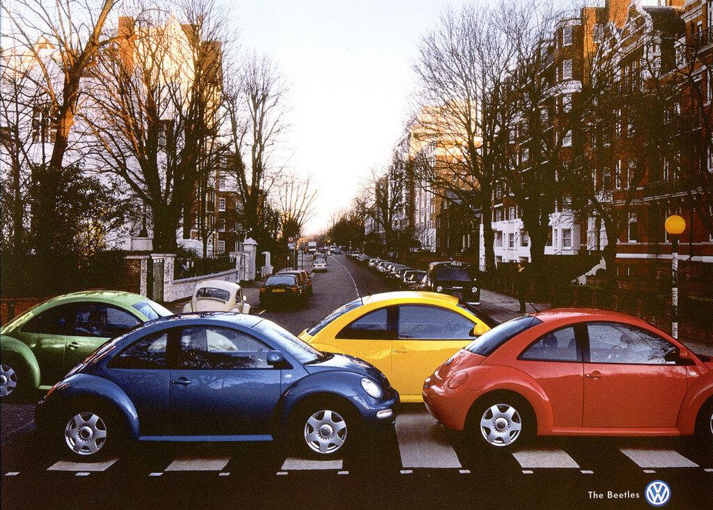 #CuandolaPublicidad es: ¡THE BEETLES!