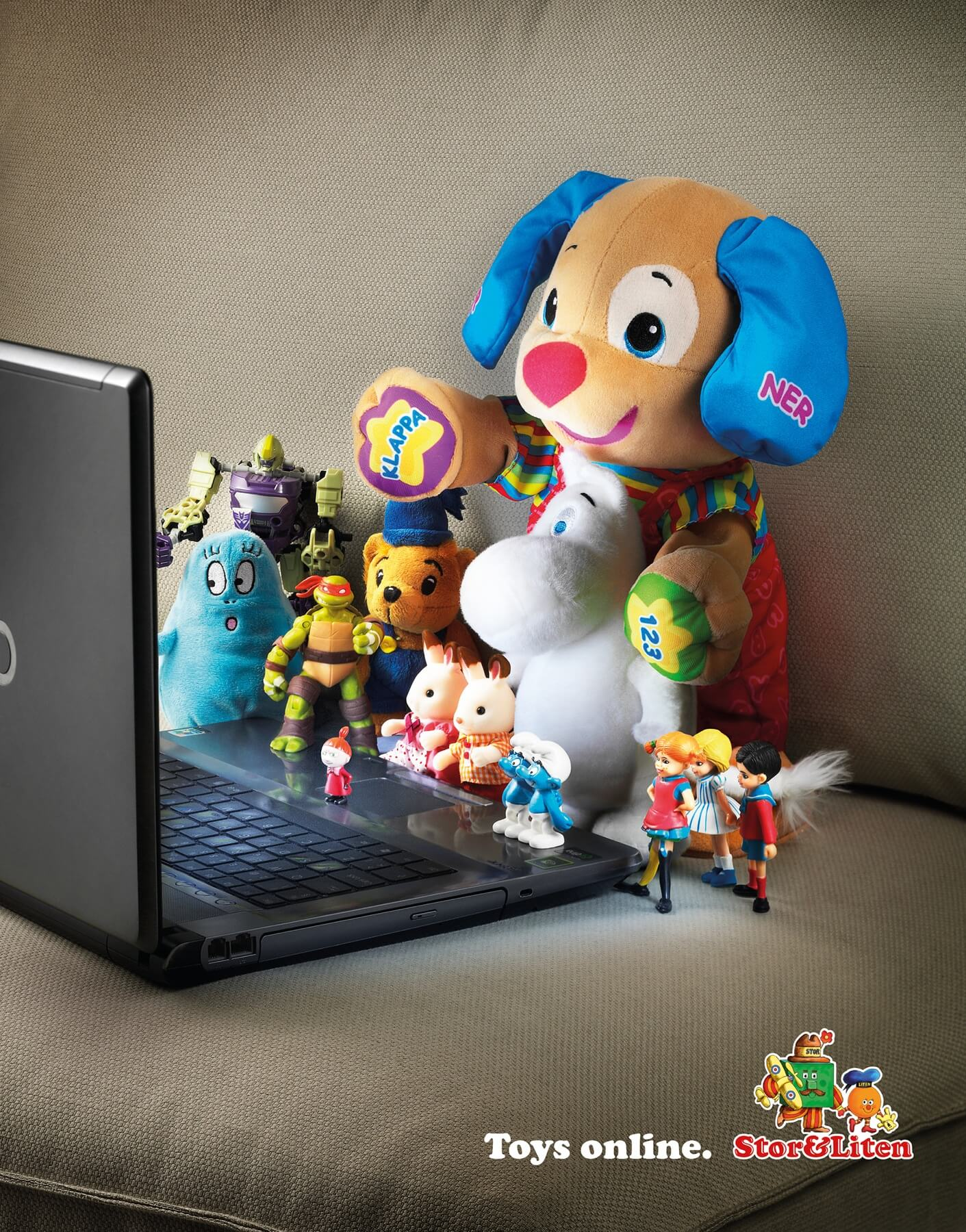 """Toys online"""