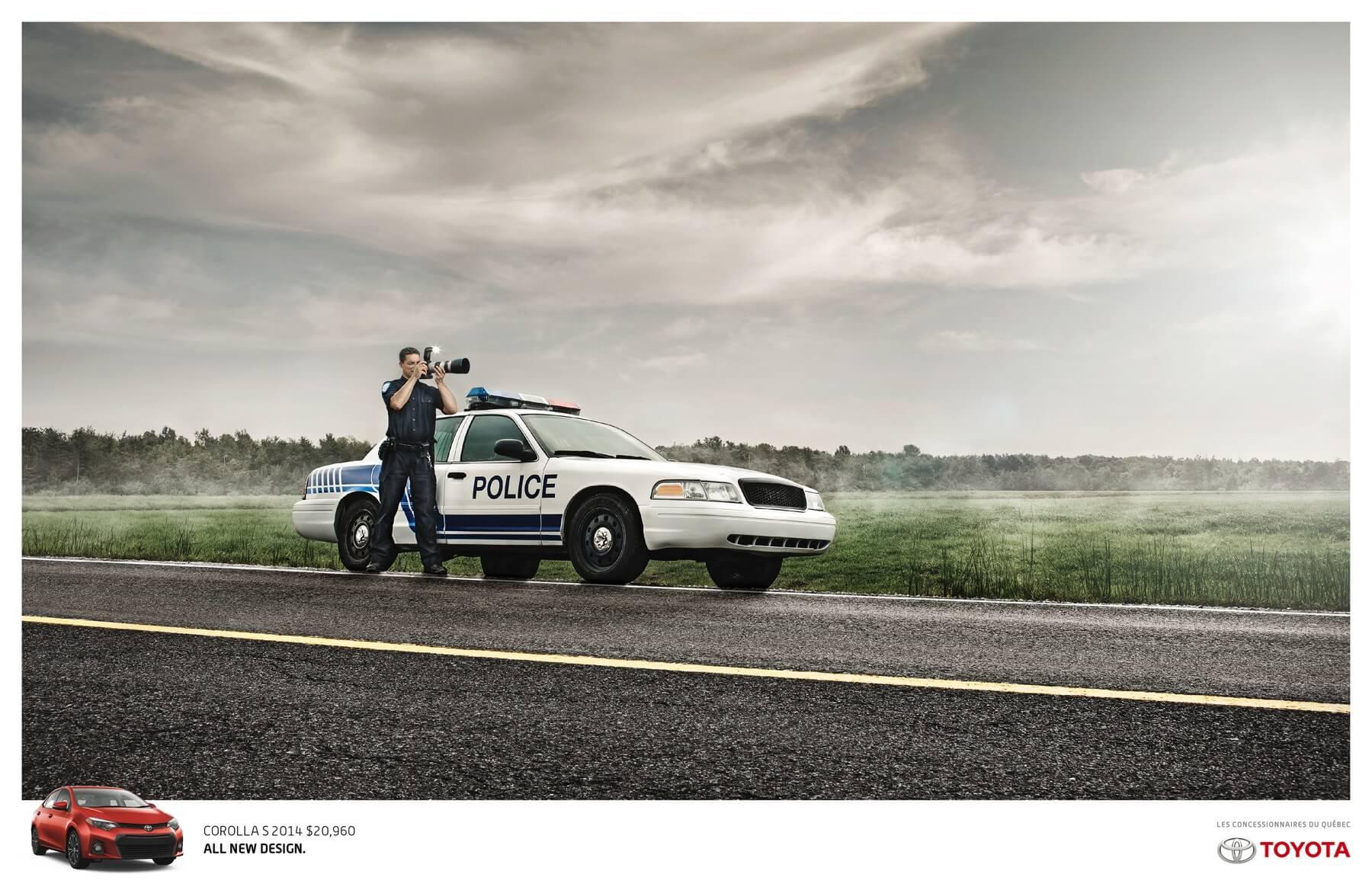 #CuandoLaPublicidad ¡Cambia las infracciones por fotografías!