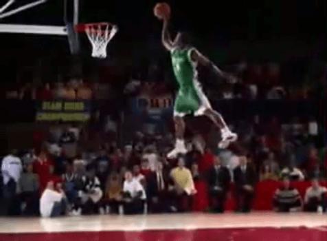 Su majestad: Michael Jordan.