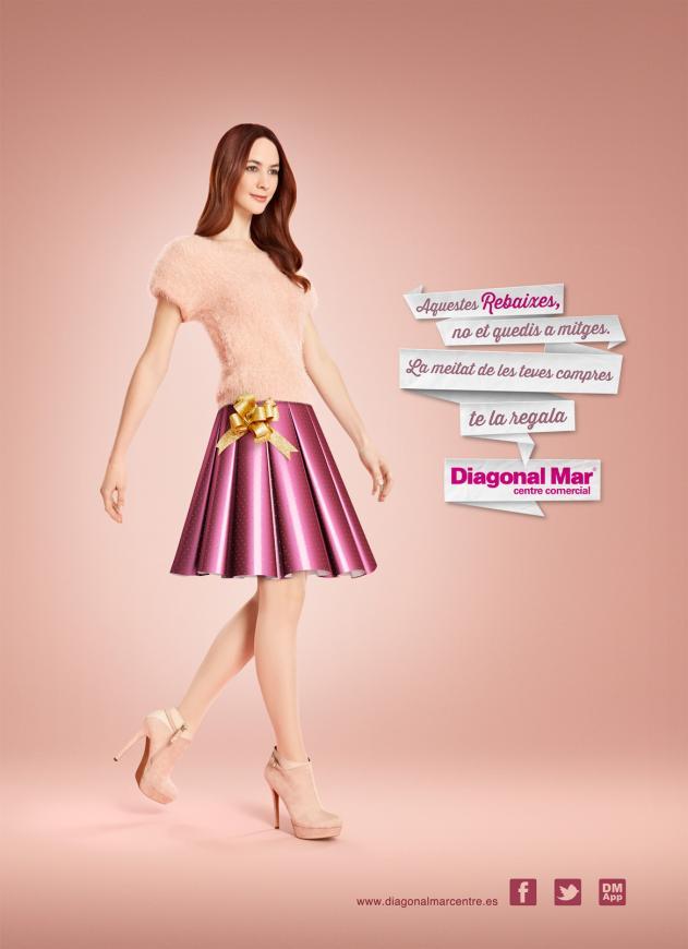 #CuandoLaPublicidad: Acompleta tu outfit.