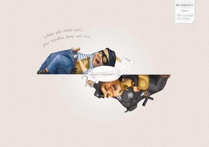 #CuandoLaPublicidad: Sueña contigo.