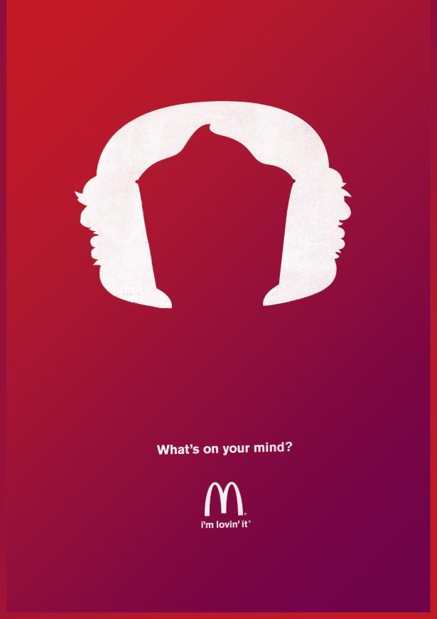 #CuandoLaPublicidad: Habla con tus pensamientos.