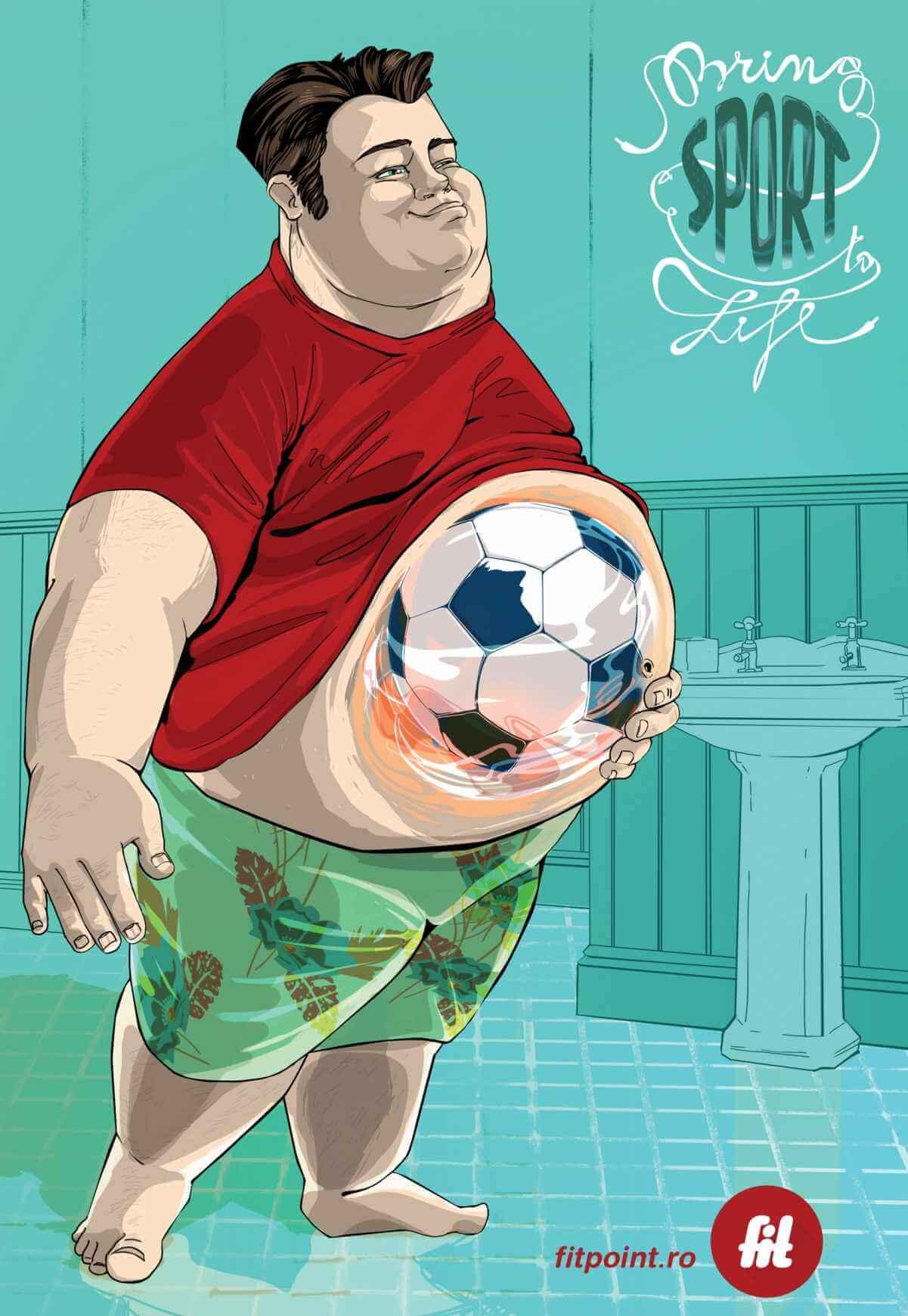 Fitpoint: El nacimiento de un atleta.