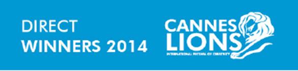 Lista de ganadores categoría: Direct Cannes Lions 2014