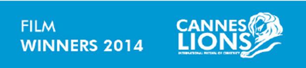 Lista de ganadores categoría: Film Cannes Lions 2014.