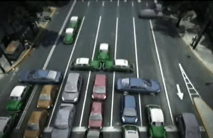 #OldSchoolAdvertising: ¿Diversión en el tráfico?