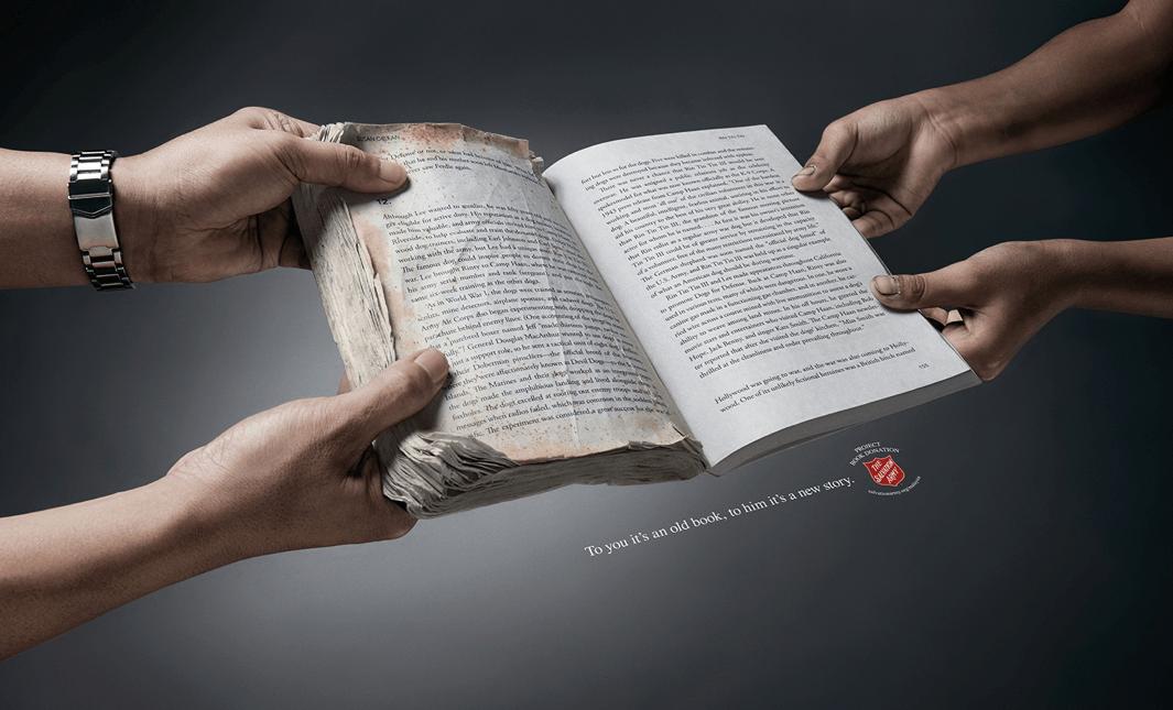 Salvation Army Malasia: Cuestión de percepción.