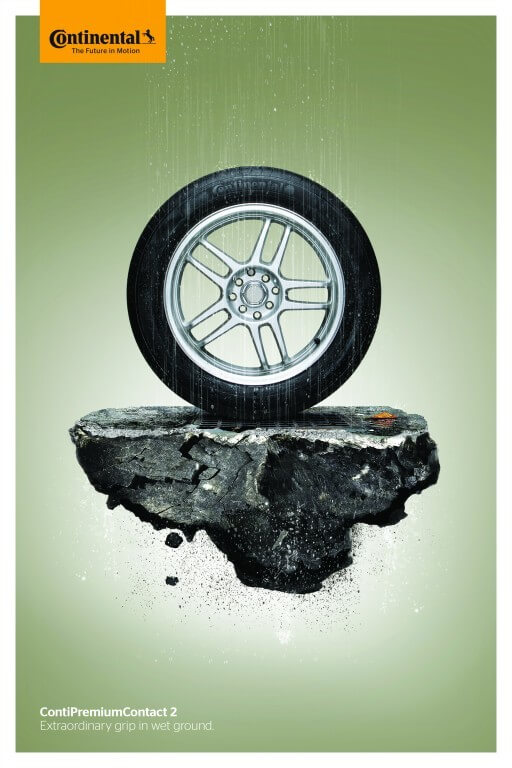 Continental Tire: Complemento ideal.