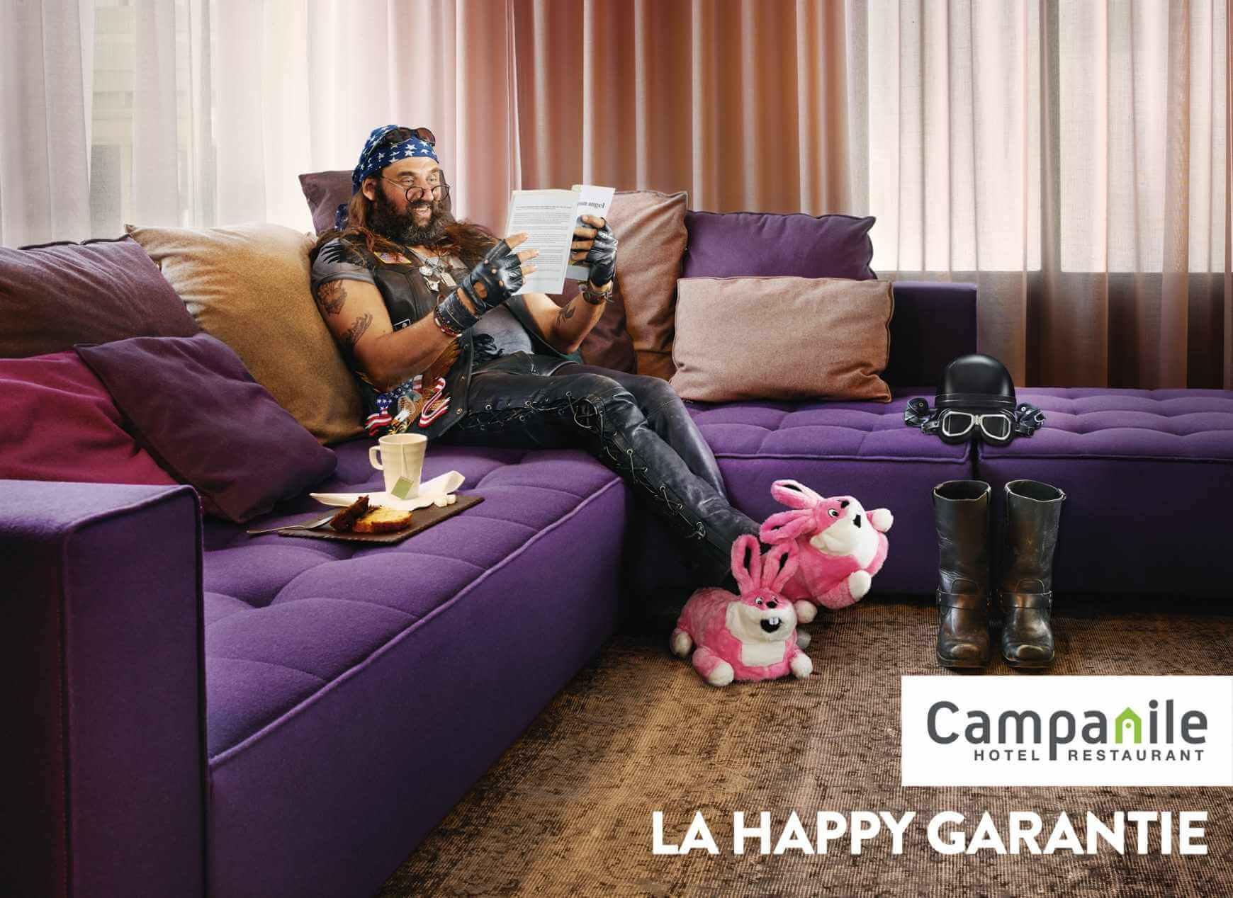 #CuandoLaPublicidad: Garantiza felicidad.