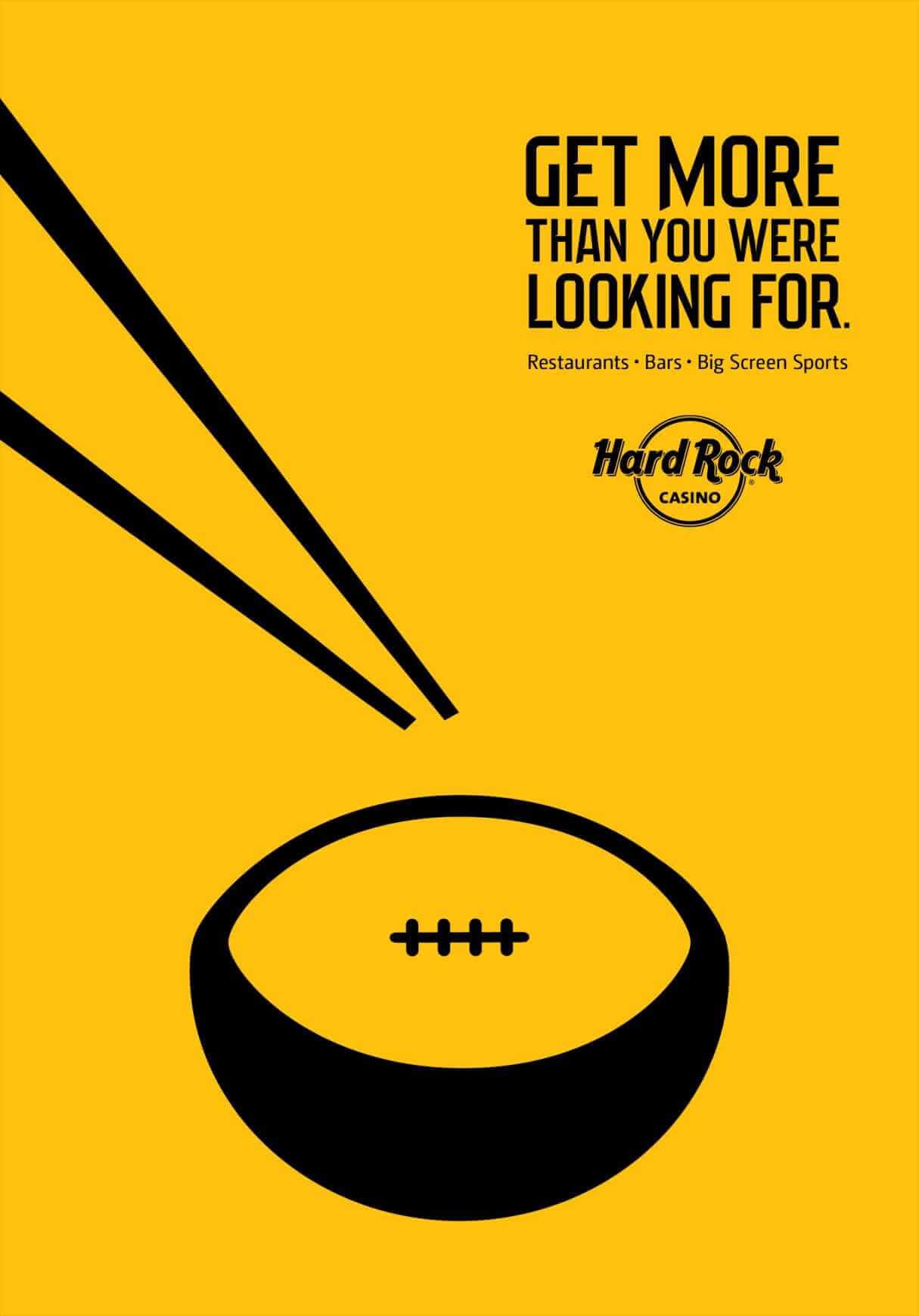 Hard Rock Casino: Todo en uno.