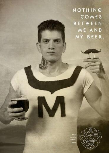 Monsieur Gordo Brewery: Interfiriendo.