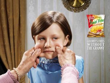 #OldSchoolAdvertising: Amor de abuela.