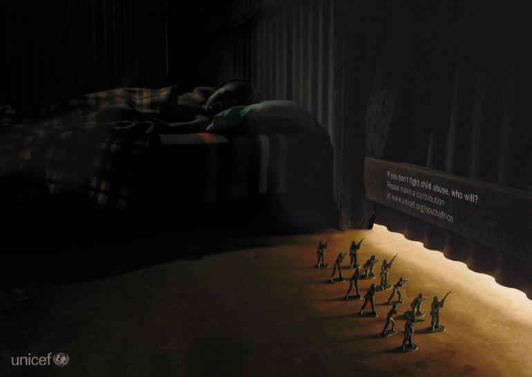 #OldSchoolAdvertising: Soldados de juguete.